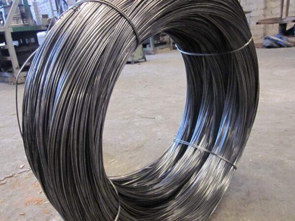 8 мм проволока пружинная по стали 65г, 60с2а, 51ХФА и ст 70 пружинка напрямую от производителя
