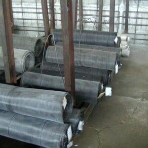 0,04-0,03 мм сетка тканная нержавеющая метровая высота н/ж ГОСТ 3826-82 со склада